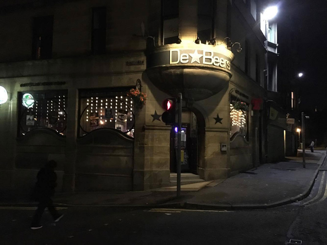 De Beers Pub