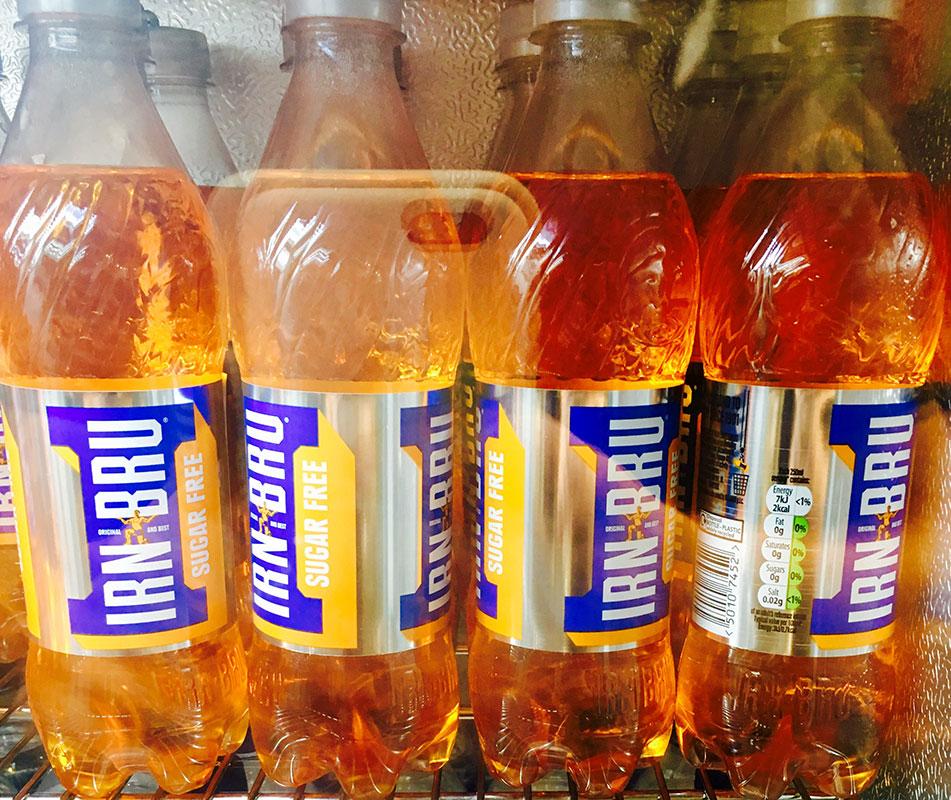 IRN-BRU Energy Drink