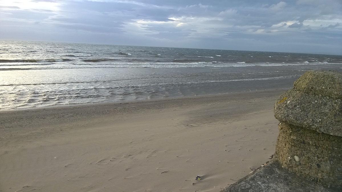 Strand von Ayr