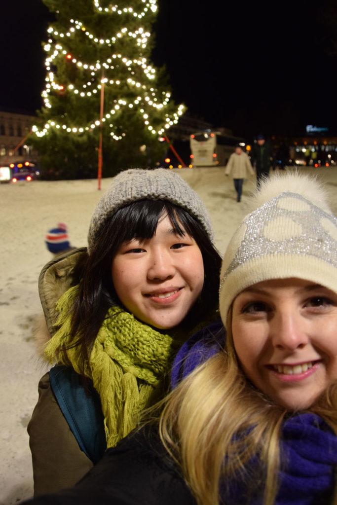 Weihnachtsmarkt Tampere